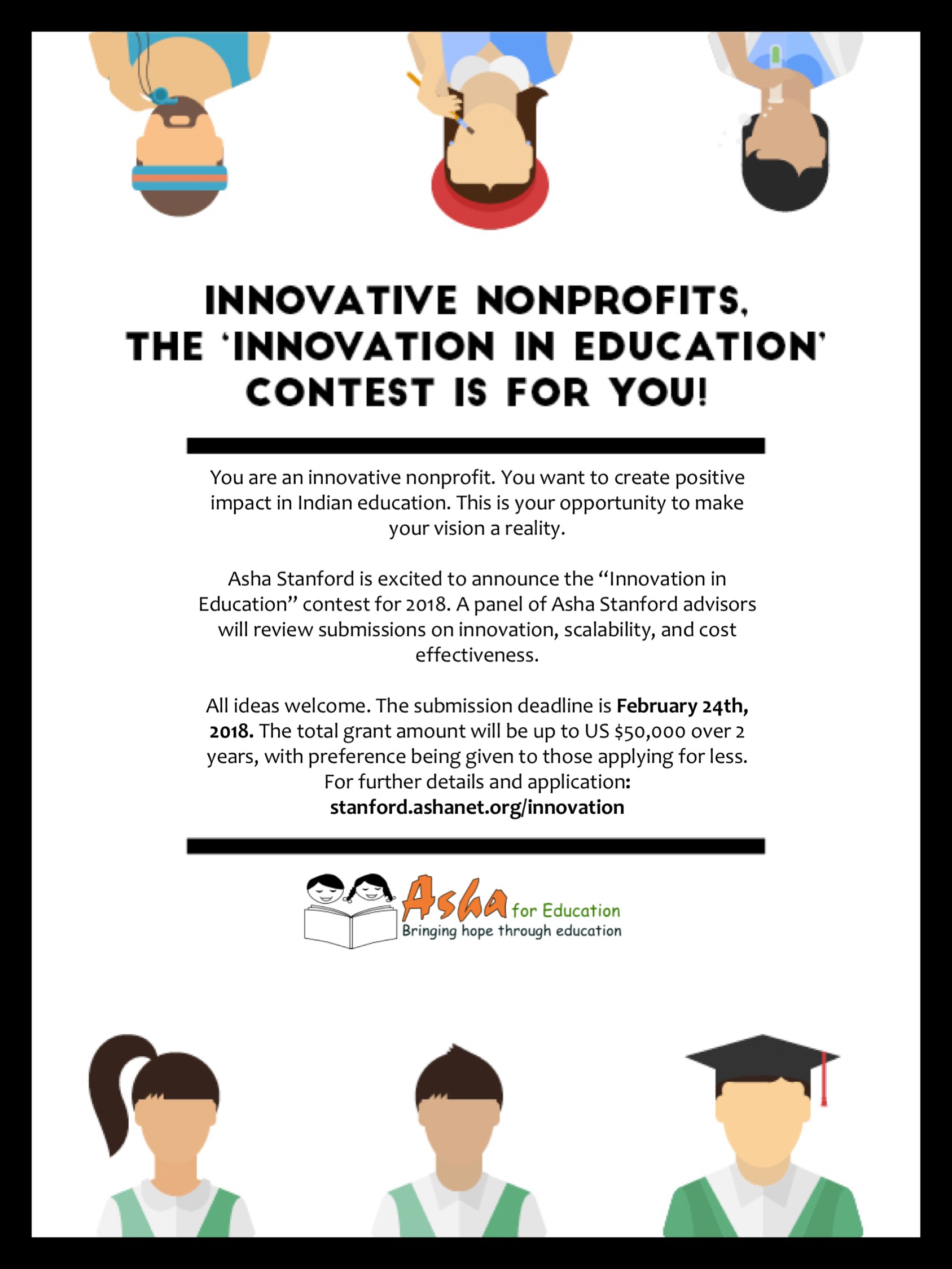 Innovation Contest Poster