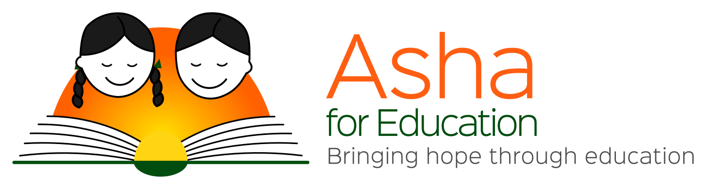 The Stanford, CA chapter of Asha for Education